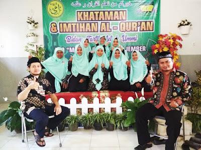 Khataman & Imtihan Al Qur'an
