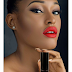Belinda Effah's Red lips is snapping hot, see photo