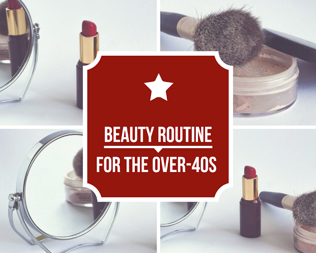 Changing My Make-Up Routine In My Late-40s