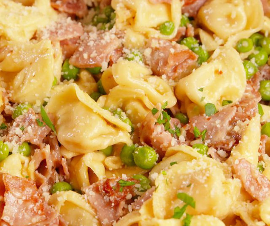 Ham & Cheese Tortellini - food-drink-recipes.com