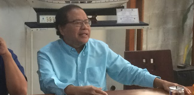 Rizal Ramli: Data Presiden Jokowi Ngasal, Ngawur dan Cenderung Hoax