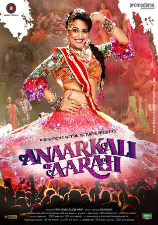 Anaarkali Of Aarah 2017 WEB-DL 300MB Full Hindi Movie Download 480p Watch Online Free bolly4u