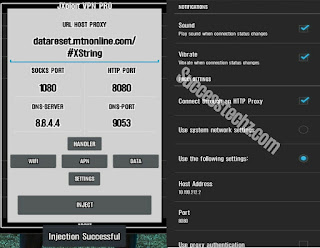 MTN 0.0k Free Browsing On Jxploit VPN and Syphonshield VPN