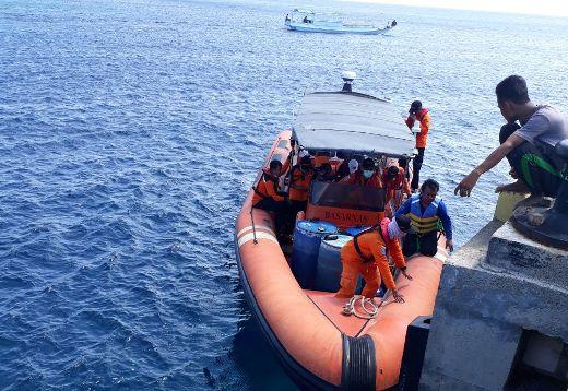 Jenazah Terdampar Di Takabonerate, Siang Ini Di Evakuasi Ke Benteng