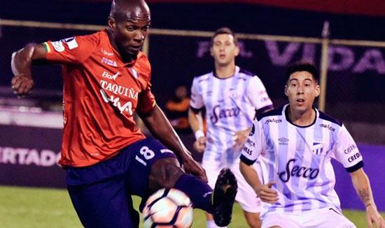 Video Atlético Tucuman 2 - Wilstermann 1 Copa Libertadores