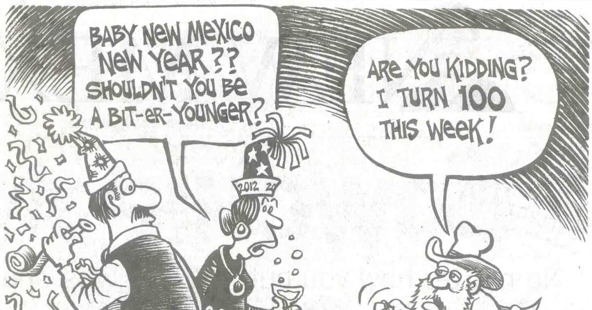 gdcritter: New Mexico Centennial