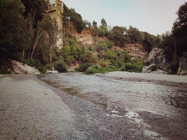 Alcantara plaża