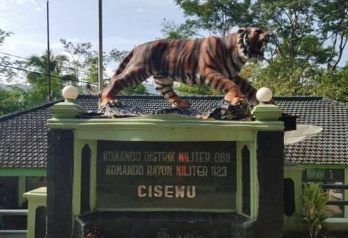 Kisah Macan lucu cisewu diganti macan garang