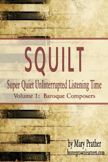 SQUILT Volume 1 Baroque Era