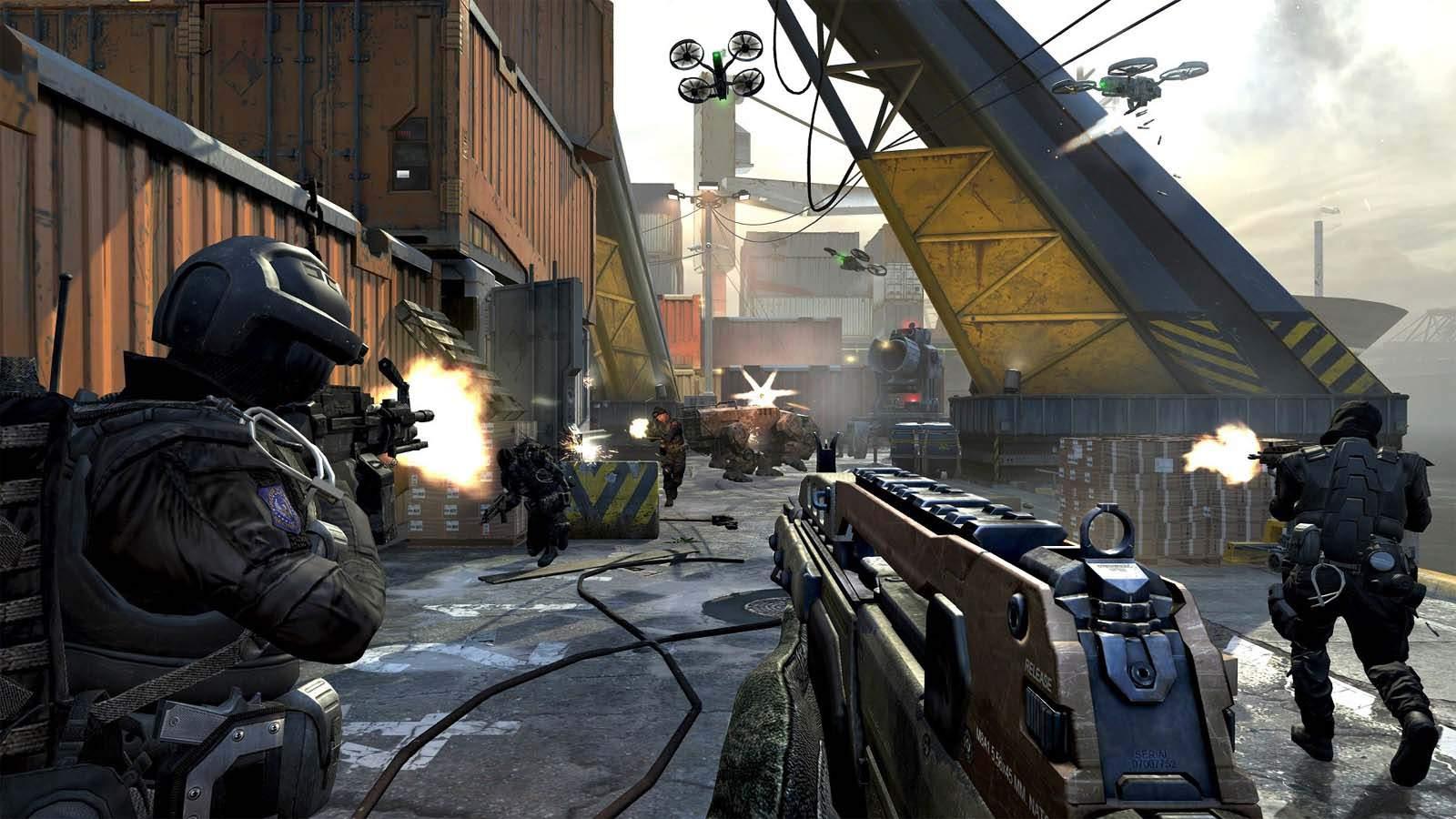 تحميل لعبة Call Of Duty Black Ops 3 مضغوطة كاملة بروابط مباشرة مجانا