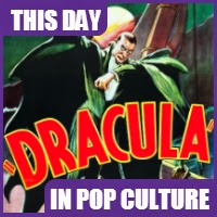 """Dracula"" premiered in New York on February 12, 1931."