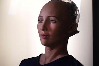 Robot Sophia - Robot Yang Ingin Menghancurkan Manusia