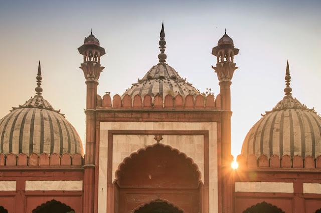 Zeenat-ul ghata Masjid old delhi