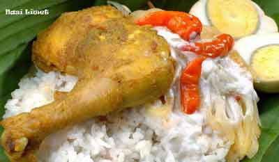 kuliner nasi liwet