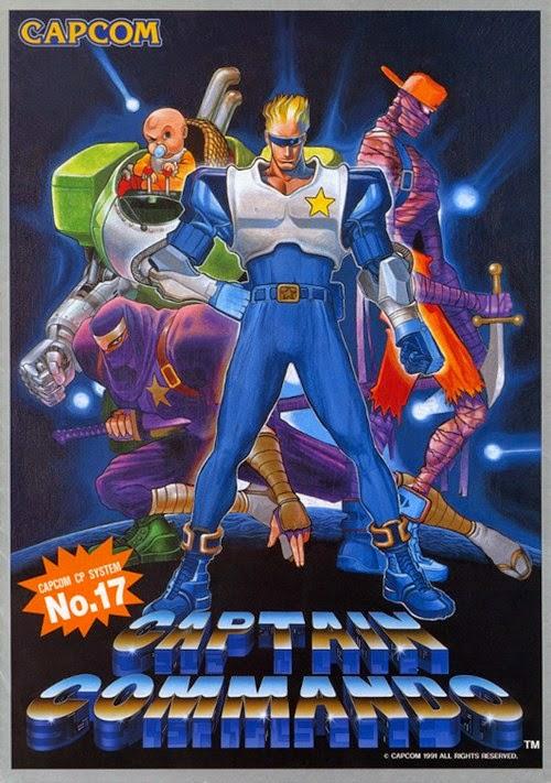 Download captain commando classic game downloads techmynd.