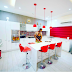 Peter PSquare Okoye Shows Off His State Of The Art Kitchen