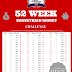52 Week Equestrian Money Challenge - Save Some Extra Money For More Horsey Stuff!