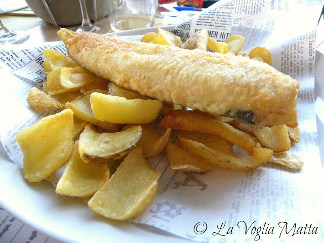 Pep's Fish House a Trieste