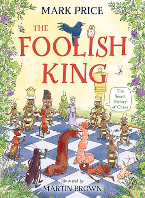 Book and app review - The Foolish King teaching children to play chess