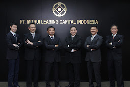 Info Lowongan Kerja Terbaru Jakarta-Surabaya PT. Mitsui Leasing Capital Indonesia (Mitsui leasing)