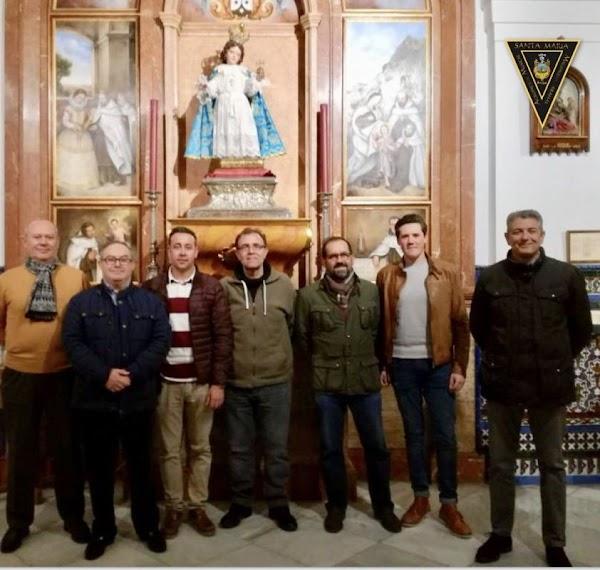 El Carmen del Santo Ángel de Sevilla confía en los sones de Santa María Magdalena de Arahal