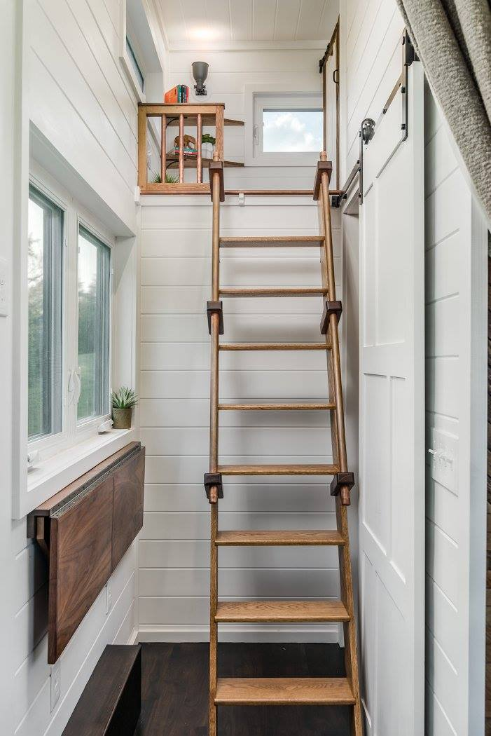 Tiny House Town The Escher By New Frontier Tiny Homes