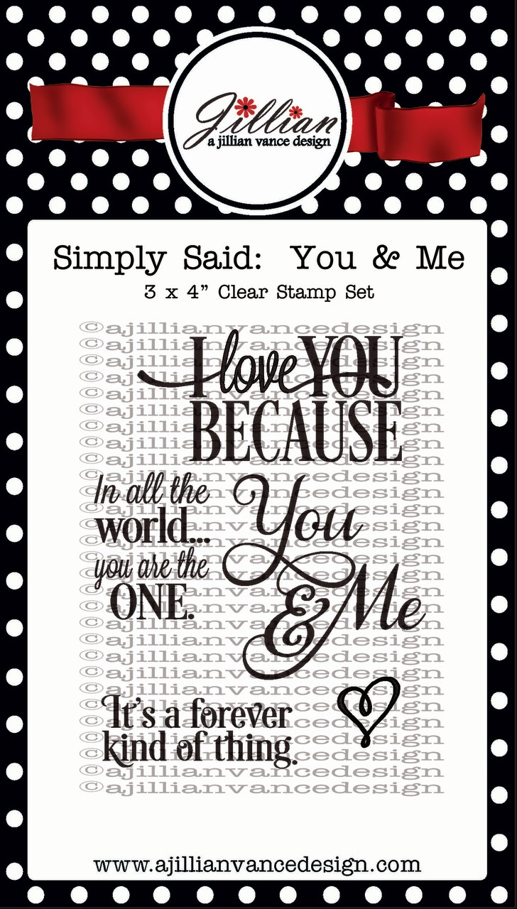 Simply Said: You & Me
