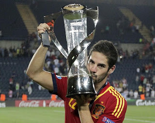 Isco - MVP - Golden Boy - España
