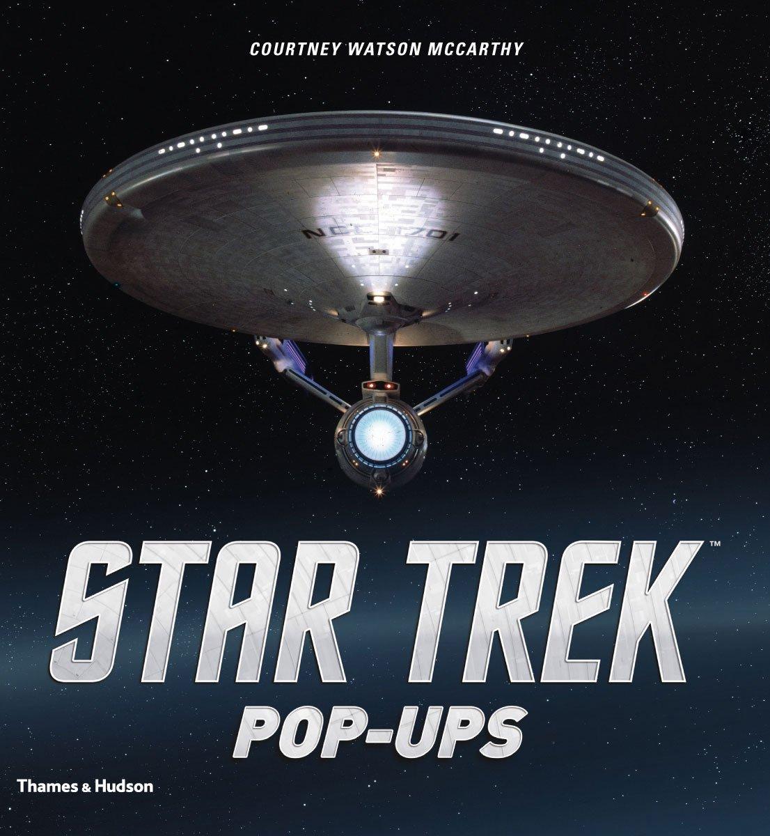 Review: Star Trek Popups By Paula M Block & Terry Erdmann