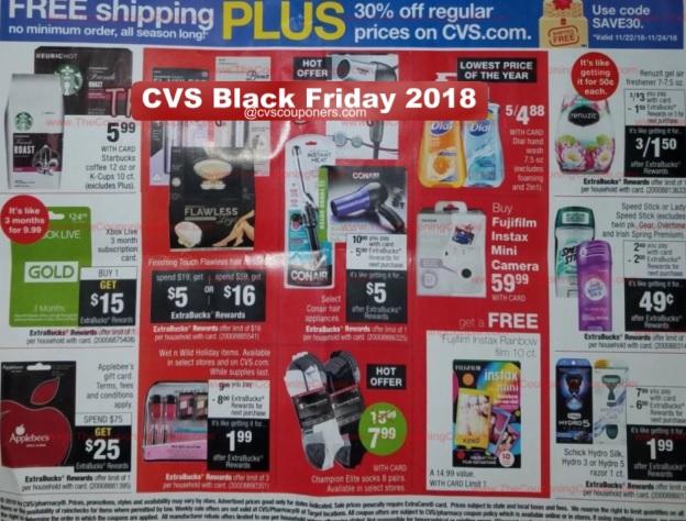 CVS Black Friday Ad 2018 Page 4