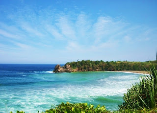 gambar Pantai Serang