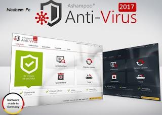 Ashampoo Antivirus 2017 Full Version With Activation Key
