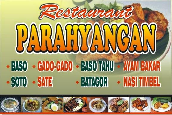 Design Banner Kedai Makan Quaradoc