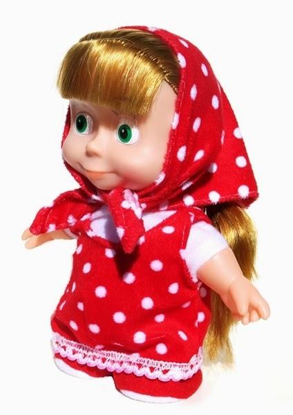 Gratis gambar boneka masha untuk anak