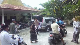 Paslon Nomer Urut Satu, Dilaporkan ke Panwaslu