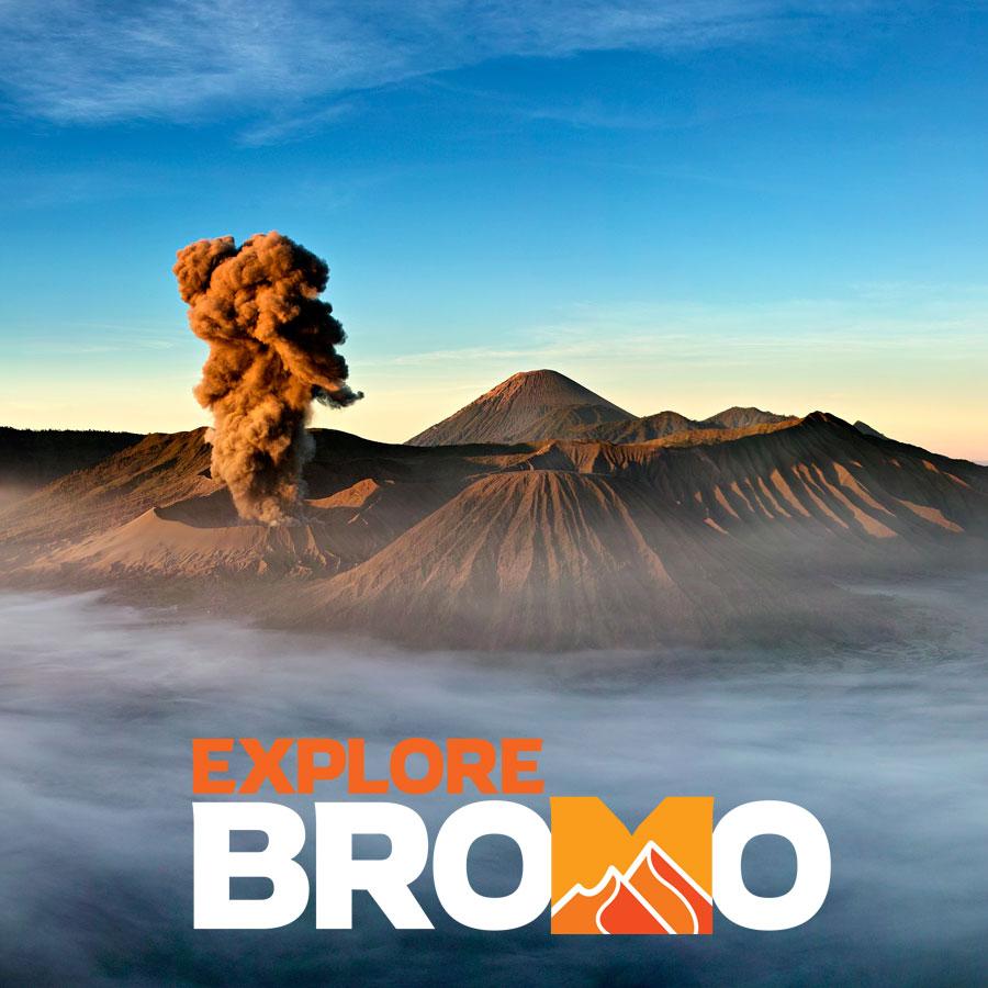 explore bromo