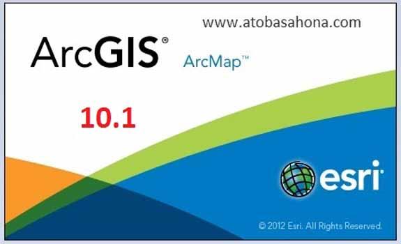 Kumpulan Tutorial ArcGIS 10.1 Lengkap