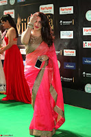 Sridevi Vijaykumar in Sinduri Red Saree at IIFA Utsavam Awards 2017  Day 2  Exclusive 08.JPG