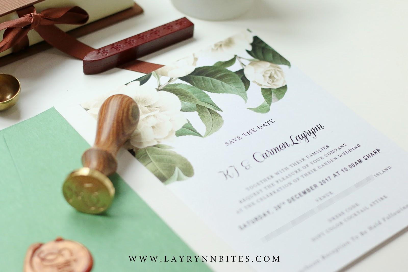 OUR WEDDING PREPARATION & GUIDE ♡ - CARMEN LAYRYNN | MALAYSIA ...