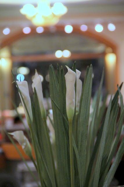 煙波大飯店新竹湖濱館 莫內西餐廳