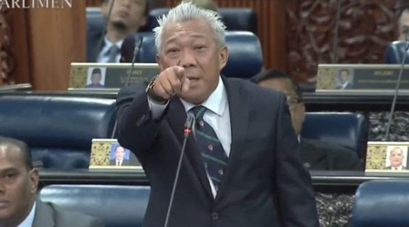Ini nasib yang bakal menimpa MB BN Kinabatangan Datuk Bung Mokhtar , dalam Parlimen Hari Ini