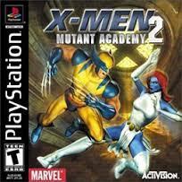 Free Download x-men mutant academy II Games PSX ISO Untuk Komputer Full Version ZGASPC