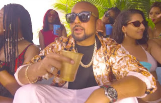 "Sean Paul and DJ Frass Shares ""House Party"" Official Video"