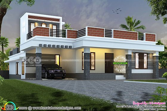 Single floor $44,000 cost estimated home design