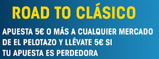 william hill promocion Road To Clásico 18 abril