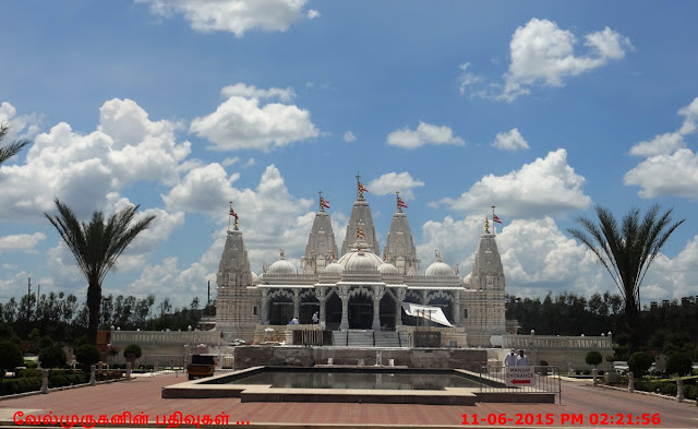 BAPS Temple in Texas