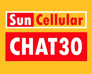Sun CHAT30 Promo – 3 Days All Day Chat + Unlimited text to All Networks