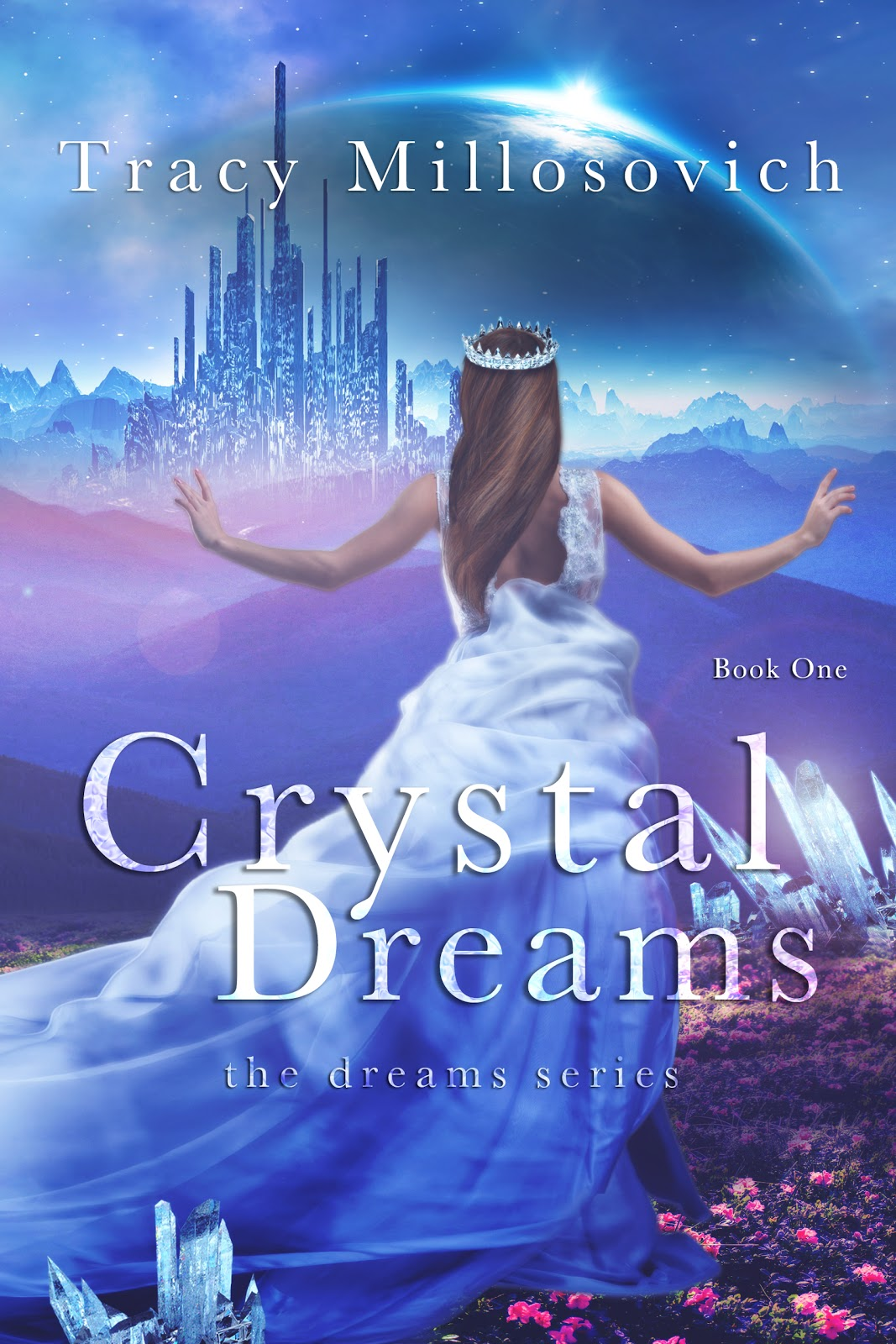 Books and Authors: Crystal Dreams, a delicate fantasy romance by