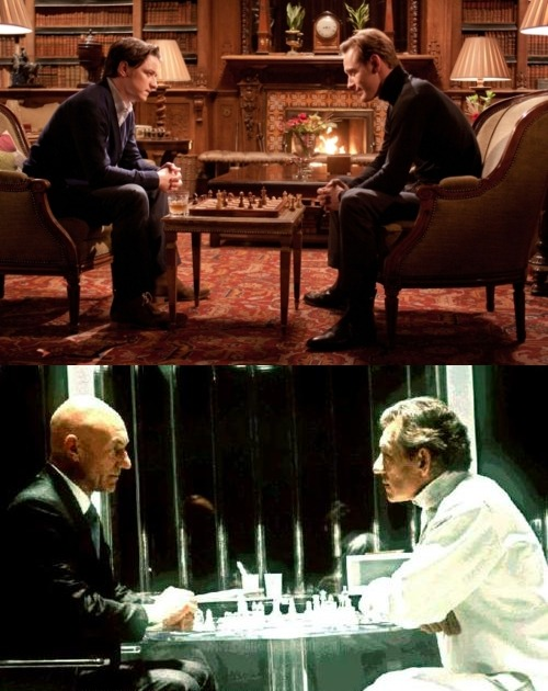 Professor X Vs Magneto Then Who Is It