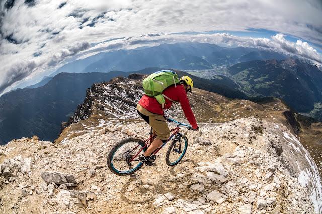 sterzing weißspitze mtb mountainbike